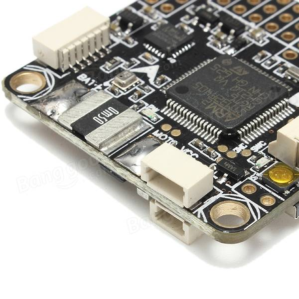 Omnibus F4 V2 Flight Controller with F405 MCU, OSD, BEC, LC