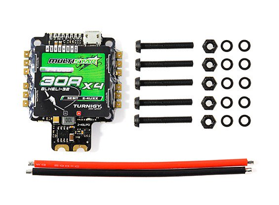 Lumenier ALPHA AIO Flight Controller – F4 FC with OSD and