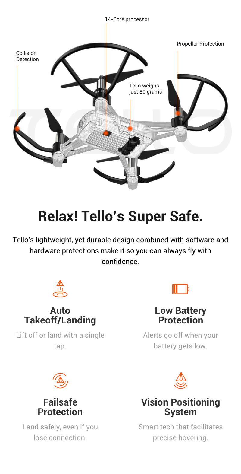 quadcopter camera stabilization with Dji Tello Quadcopter on Dromida Kodo Hd Camera Drone With Remote Controller together with Hubsan H501s X4 Review together with Drone Onyxstar Xena Observer Aerial Surveillance Uav moreover M2 D Mini Gyro Stabilized Eoir Uav Uas Multicopter Drone Flir Thermal Imaging Camera Turret Ball besides Dji Ryze Partner Up To Launch A 99 99 Drone Meet The Tello.