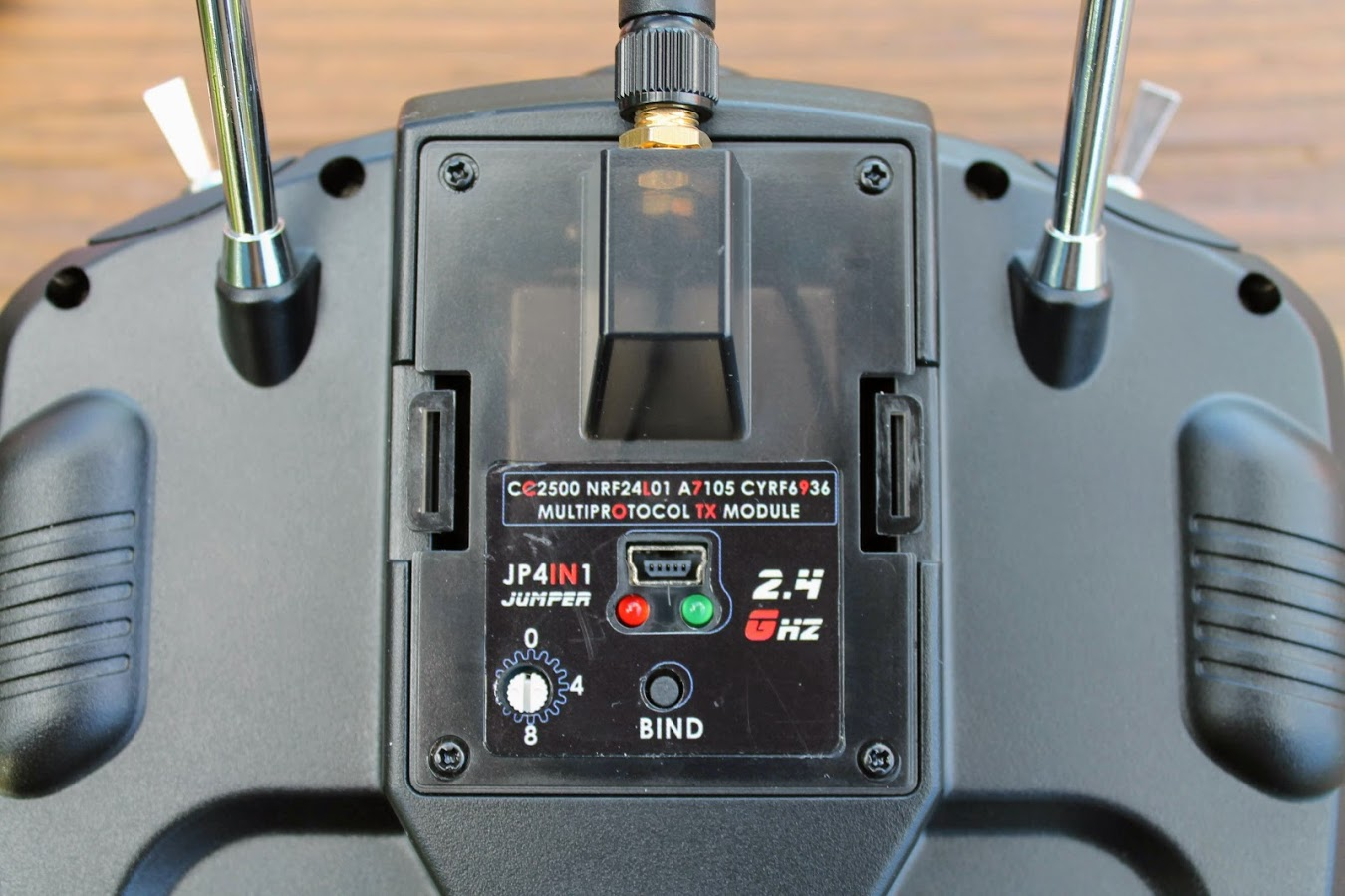 Review: Jumper T12 radio transmitter