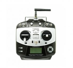 Jumper T8SG first generation radio