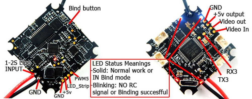 Am I taking crazy pills? Mobula7 binding button missing from