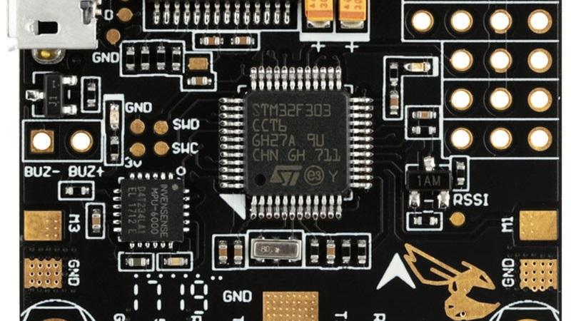 Flight controller MCU – F1, F3, F4, F7 and H7
