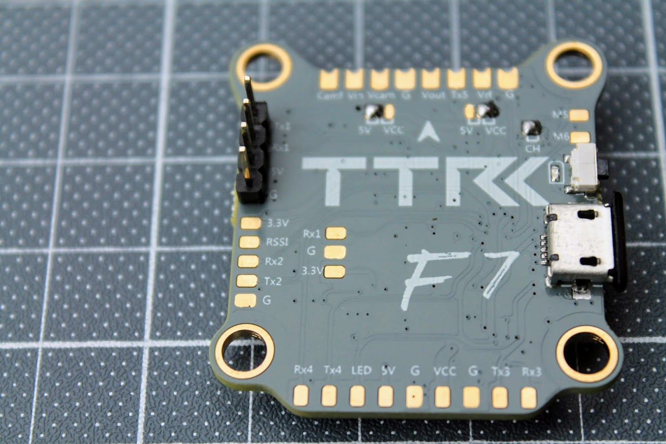 Review: TransTEC F7 flight controller