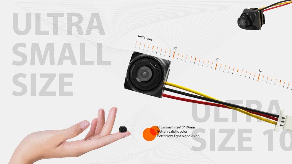 RunCam Atom ultra small FPV camera