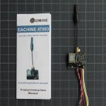 Review: Eachine ATX03 – micro transmitter with audio